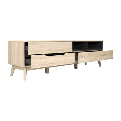 (As-is) Parker TV Console - Large - 6 - Image 2
