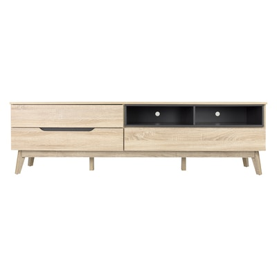 (As-is) Parker TV Console - Large - 6 - Image 1