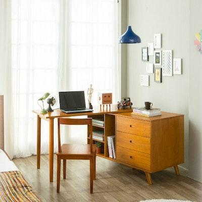 Retro Smart Table Cabinet