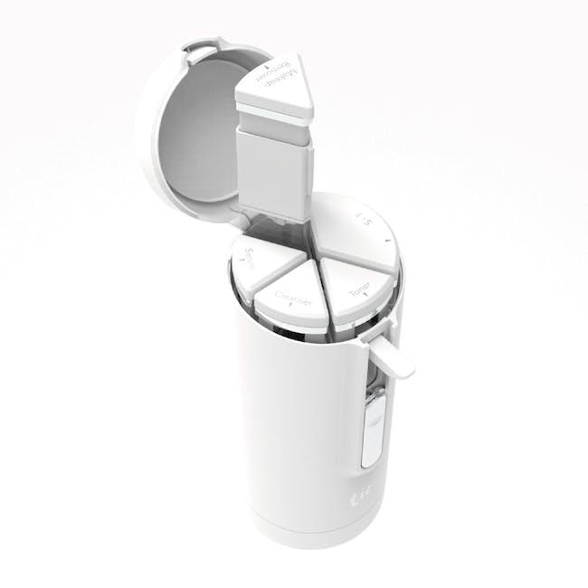 Tic Skin Bottle V2 - White - 4