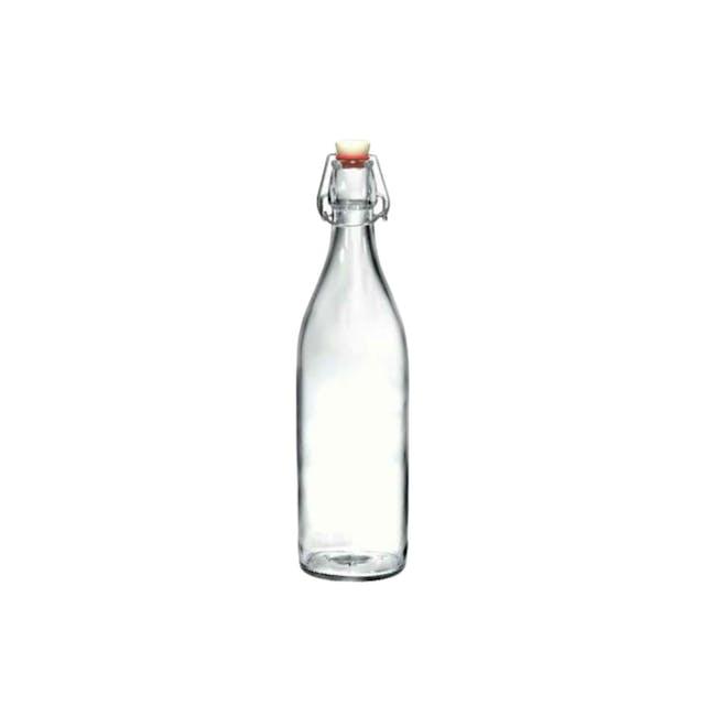 Giara Bottle 1L - Clear - 0