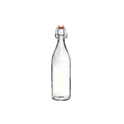 Giara Bottle 1L - Clear (Buy 3 Get 1 Free!) - Image 1