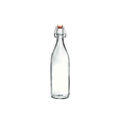 Giara Bottle 1L - Clear - Image 1