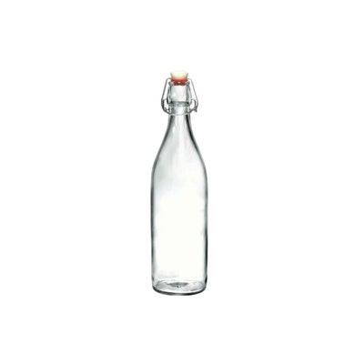 Giara Bottle 1L - Clear (Buy 3 Get 1 Free!)