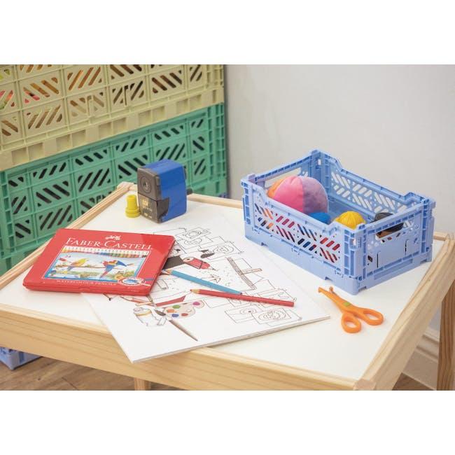 Aykasa Foldable Minibox - Baby Blue - 2
