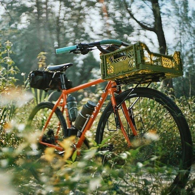 Aykasa Foldable Midibox - Khaki Green - 1