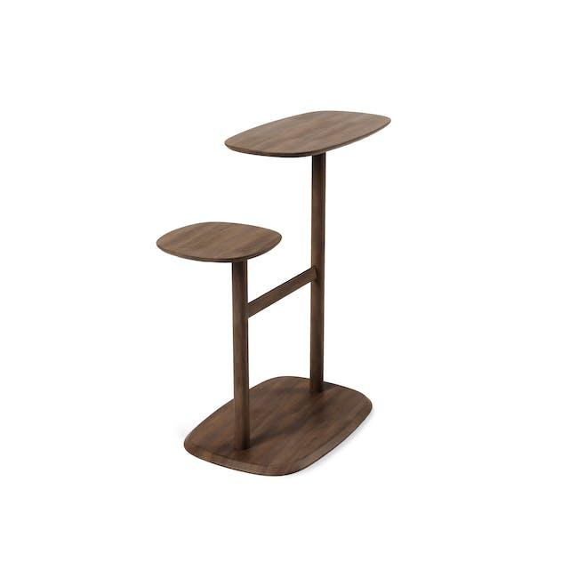 Swivo Side Table - Walnut - 4