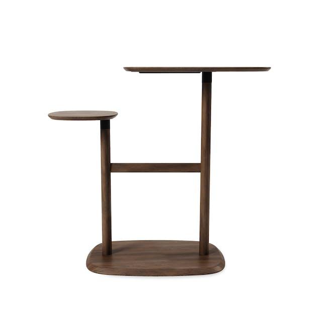 Swivo Side Table - Walnut - 6
