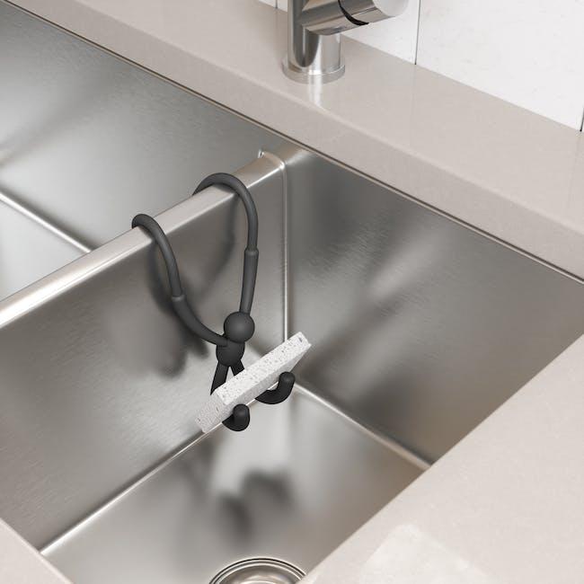 Buddy Flex Sink Caddy - Black - 1