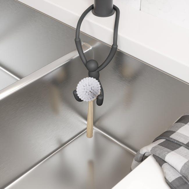 Buddy Flex Sink Caddy - Black - 7