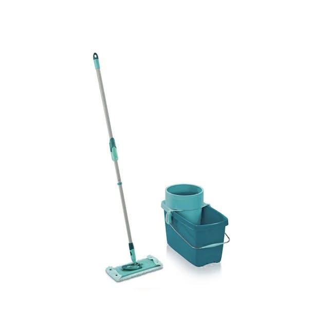 Leifheit Clean Twist Rectangle Mop Set - 0