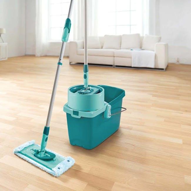 Leifheit Clean Twist Rectangle Mop Set - 1