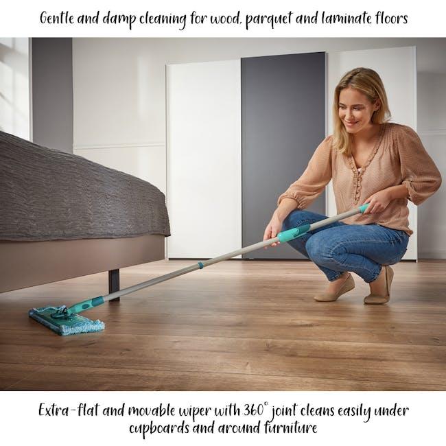 Leifheit Clean Twist Rectangle Mop Set - 2