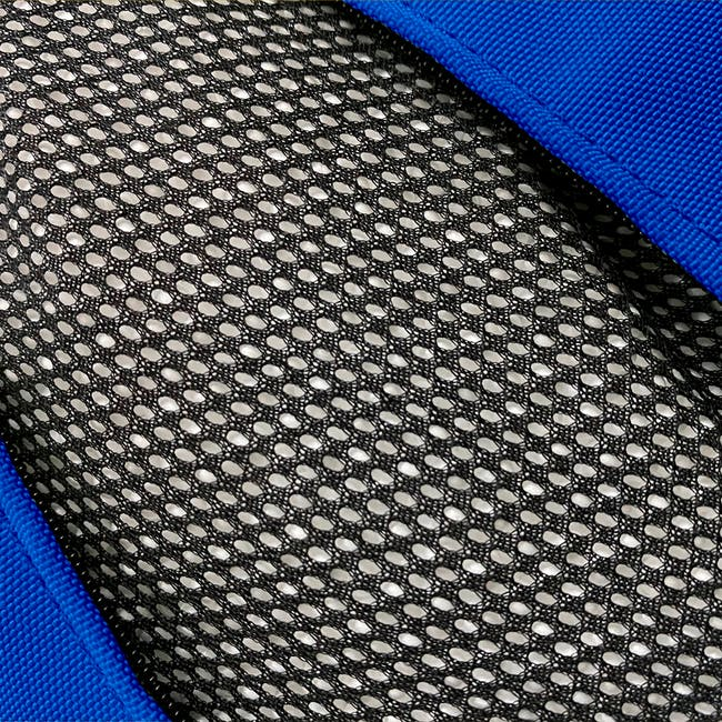 Splash Waterproof Outdoor Triangle Bean Bag - Blue - 2
