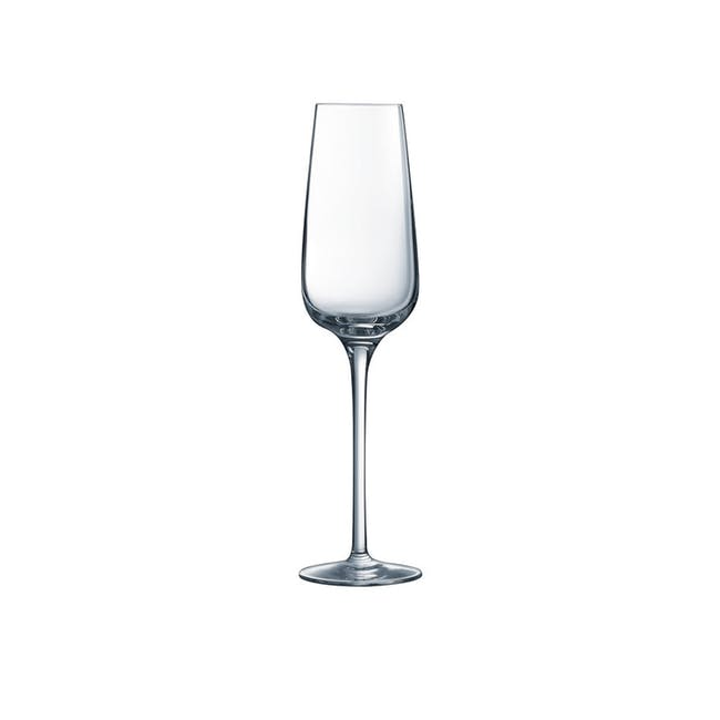 Chef & Sommelier Sublym Flute Glass - Set of 6 - 0