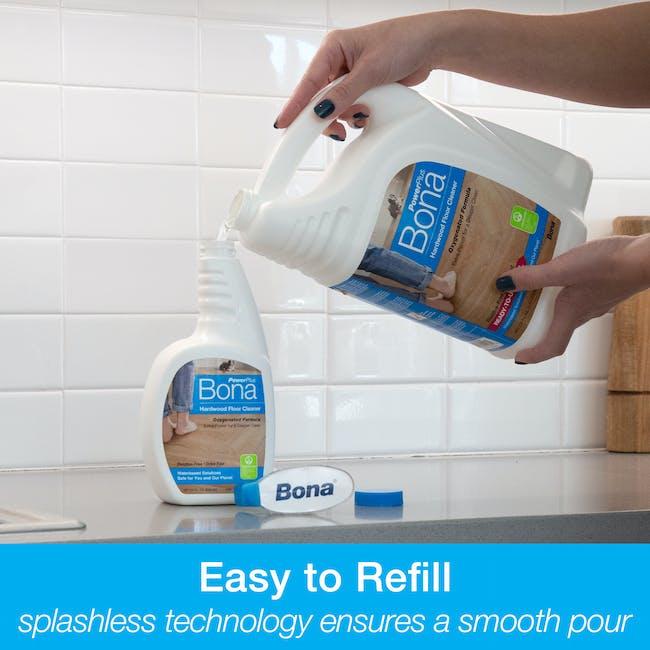 Bona PowerPlus® Wood Floor Deep Cleaner Refill 3.8L - 1
