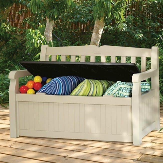 Eden Garden Bench - 1