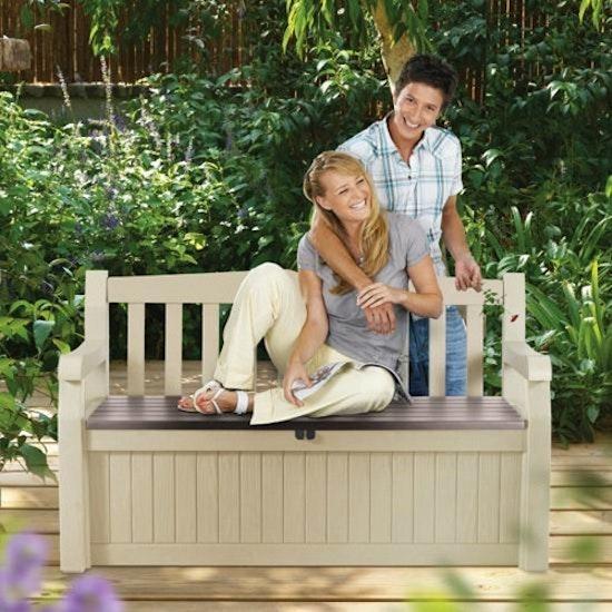 Eden Garden Bench Keter Hipvan