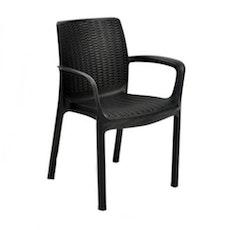 Bali Chair - Dark Grey