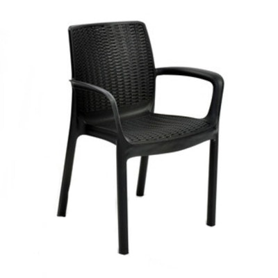 Bali Chair - Dark Grey - Image 2