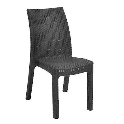 Toscana Chair - Dark Grey