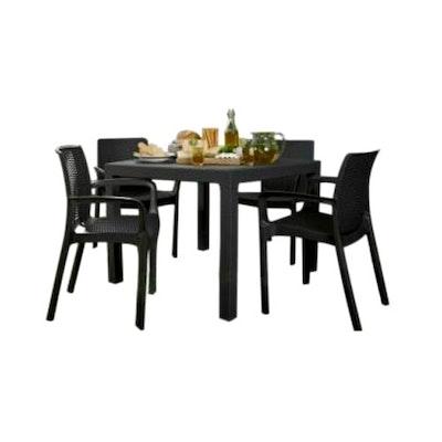 4 Bali + 1 Quartet Table  - Image 1