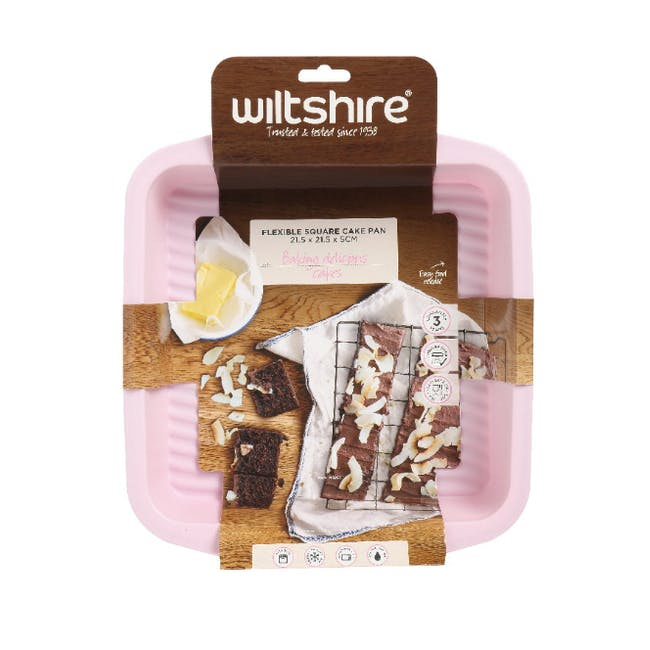 Wiltshire Silicone Square Cake Pan - 2