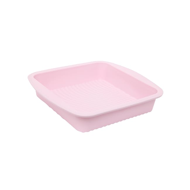Wiltshire Silicone Square Cake Pan - 0