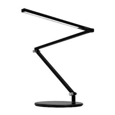 Z-Bar LED Desk Lamp - Black - Image 2