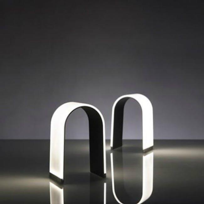 Koncept Mr n LED Lantern -Warm Silver - 3