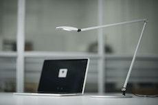 Mosso Pro Desk Lamp - Silver