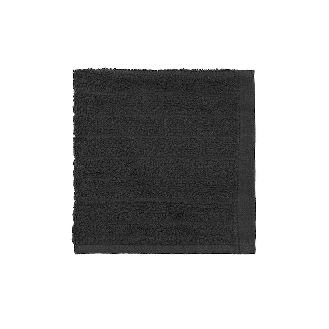 EVERYDAY Face Towel - Charcoal - 0