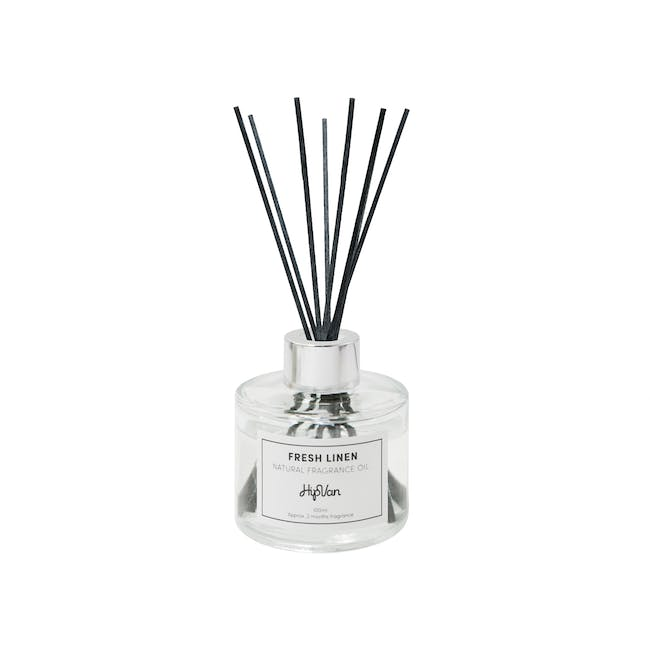 EVERYDAY Reed Diffuser - Fresh Linen (Cleanse) - 0