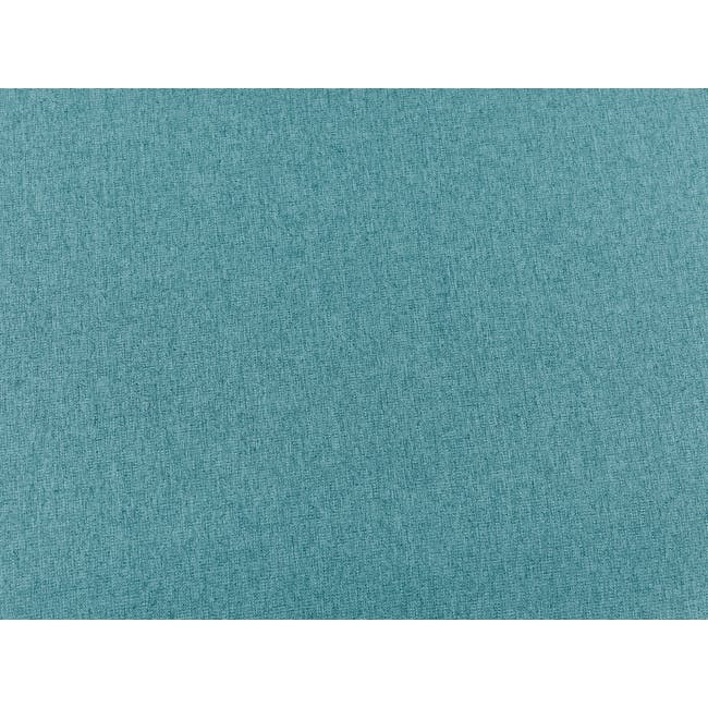 Noel 2 Seater Sofa Bed with Noel Sofa Bed - Teal - 12