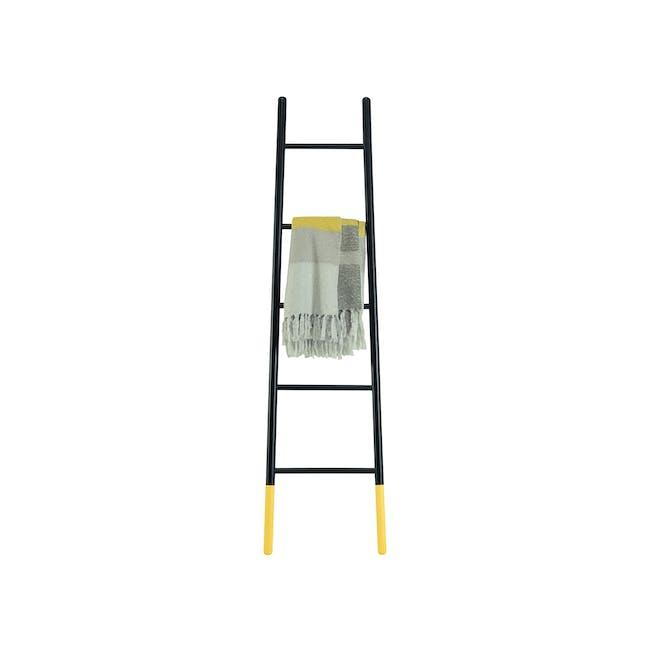 Mycroft Ladder Hanger - Black - 1