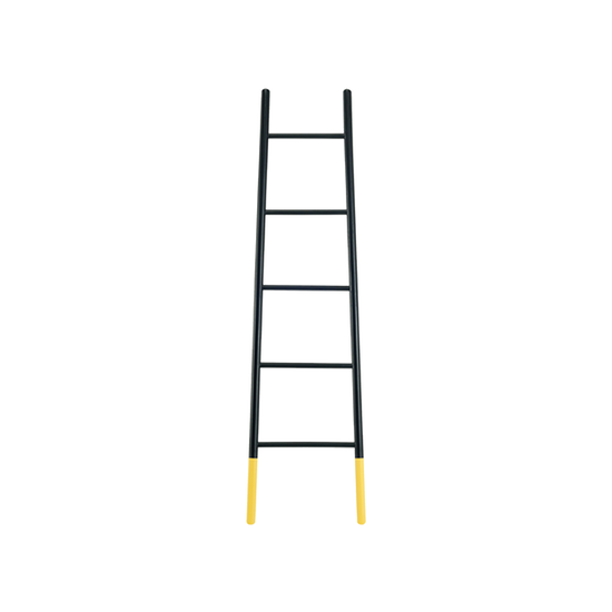Malmo - Mycroft Ladder Hanger - Black