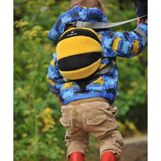 LittleLife Animal Toddler Backpack - Bee - 2