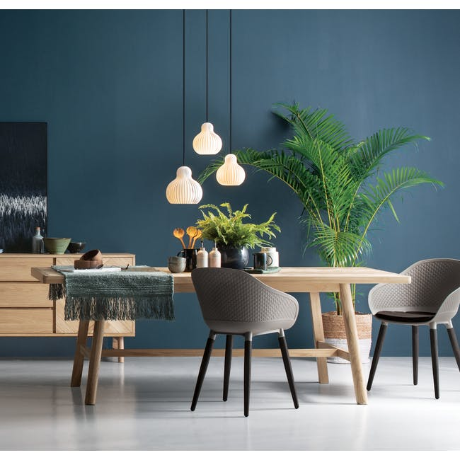 Gianna Dining Table 2.2m - 1