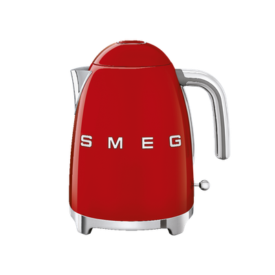 Smeg 1.7L Kettle - Red - Image 2