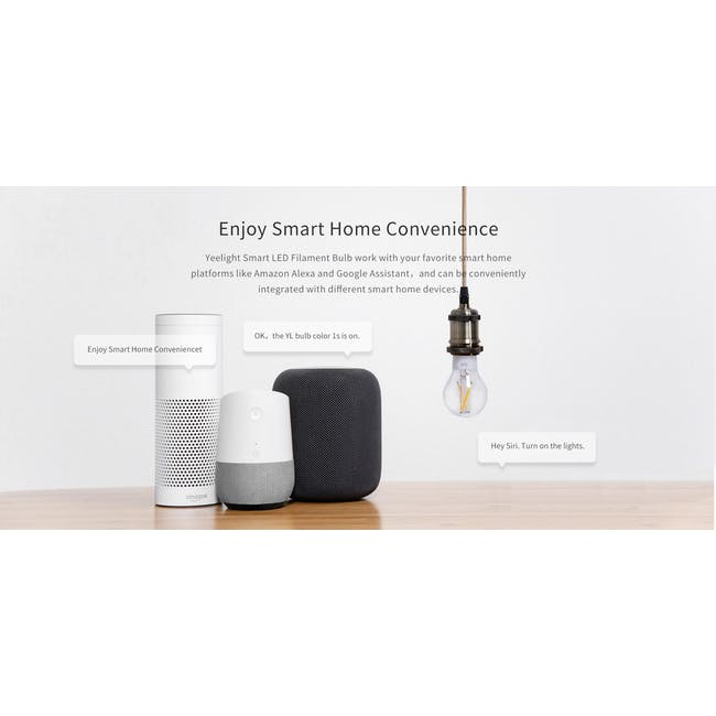 Yeelight LED Smart Filament Bulb - 2