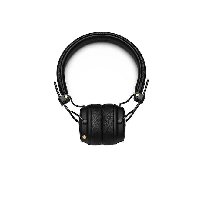 Marshall Major III Bluetooth Headphone - Black - 1
