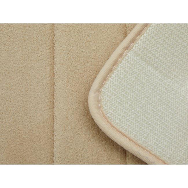 Essentials Memory Foam Floor Mat - Camel - 1