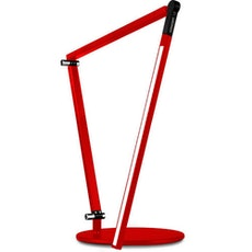 Z-Bar LED Floor Lamp - Red