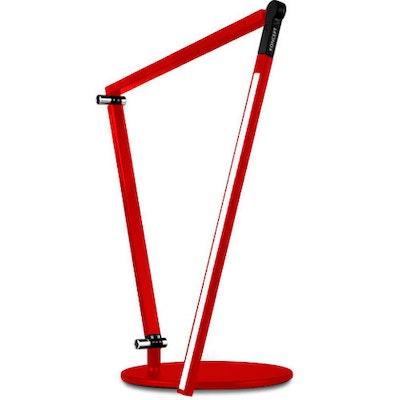 Z-Bar LED Floor Lamp - Red - Image 2