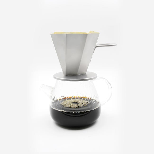 OMMO Gem Drip/ Pour Over Coffee Maker - 6