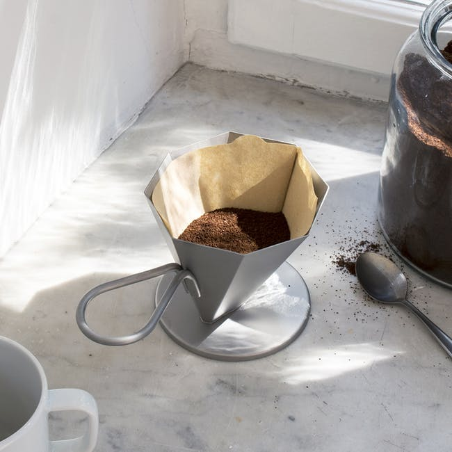 OMMO Gem Drip/ Pour Over Coffee Maker - 1