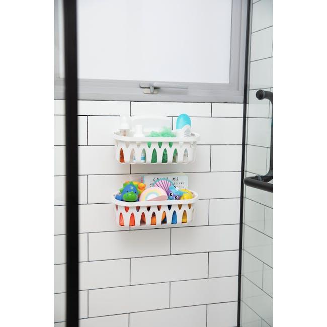 Command™ Primer Bathroom Caddy - 1