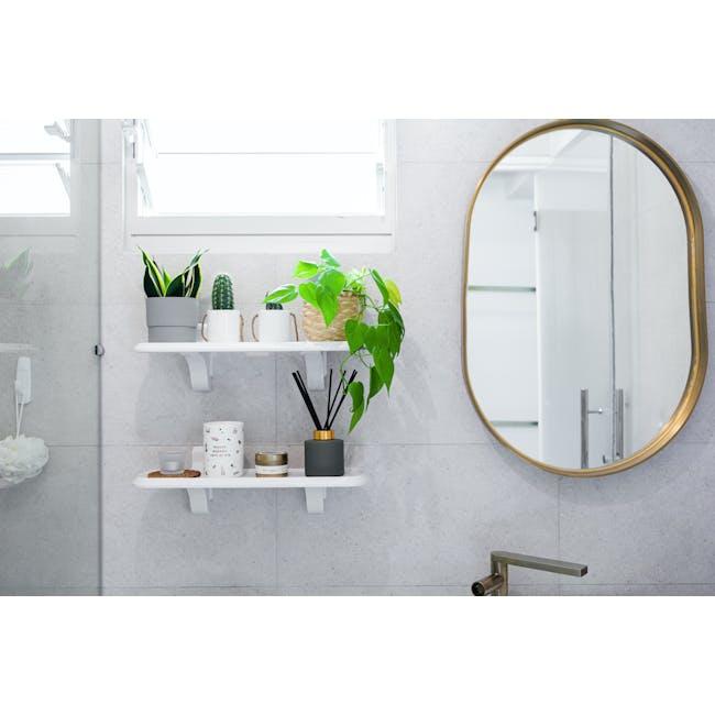 Command™ Primer Bathroom Shelf - 2