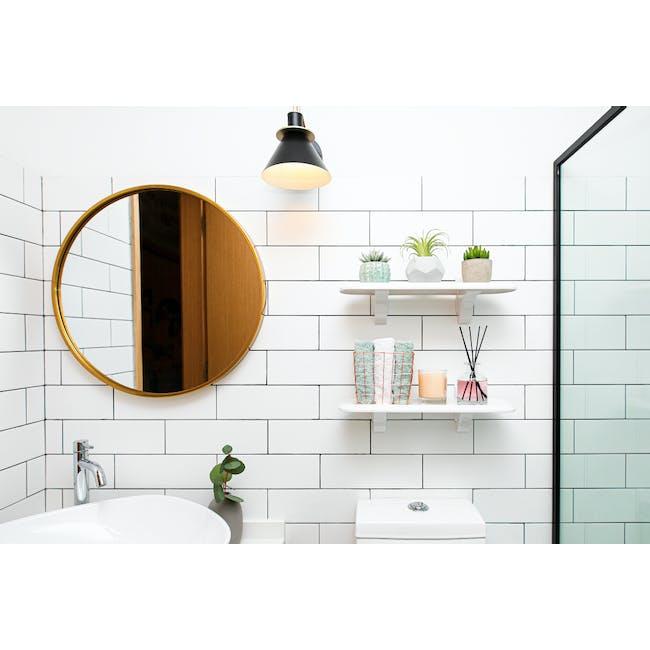 Command™ Primer Bathroom Shelf - 1