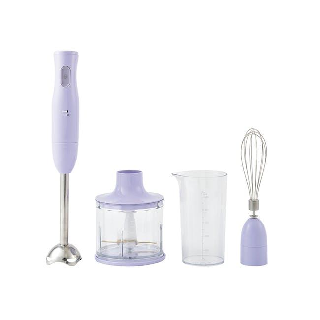 BRUNO Multi Stick Blender - Lavender - 0